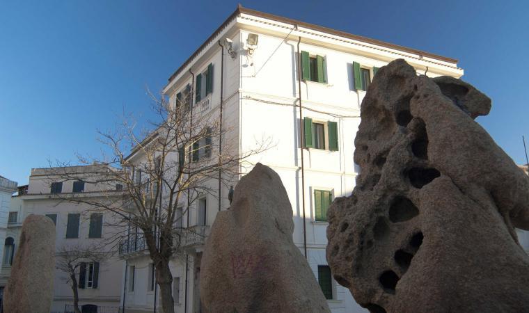 Piazza Satta - Nuoro