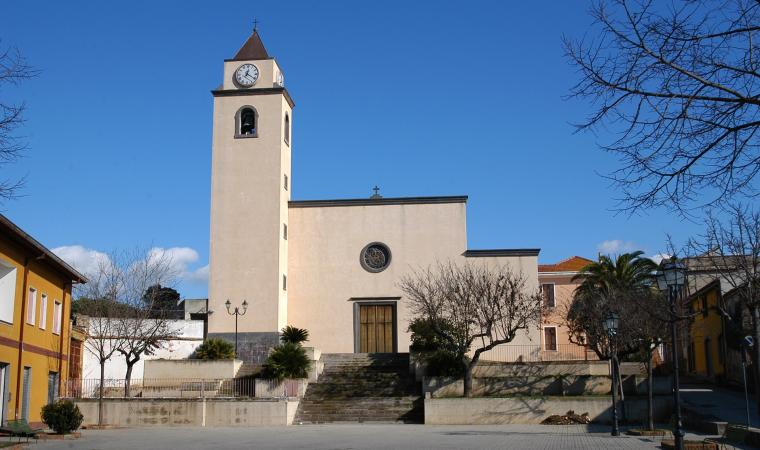 Parrocchiale della Madonna del Carmine - Pimentel