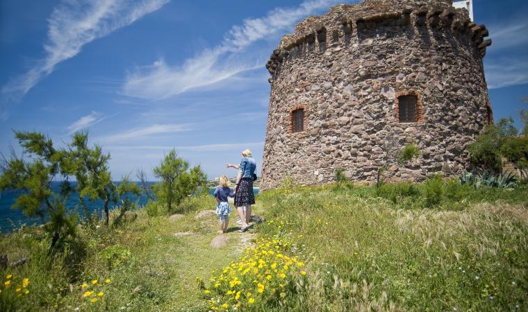 Torre spagnola - Portoscuso
