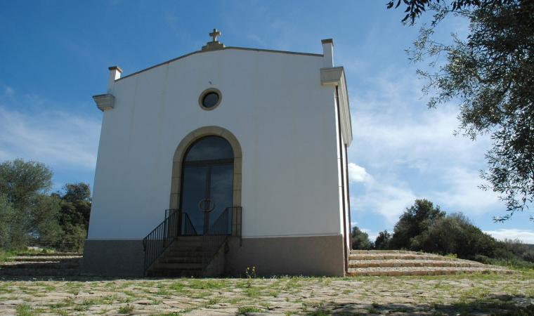 Chiesa di nostra Signora di Bonaria - Sant'Andrea Frius