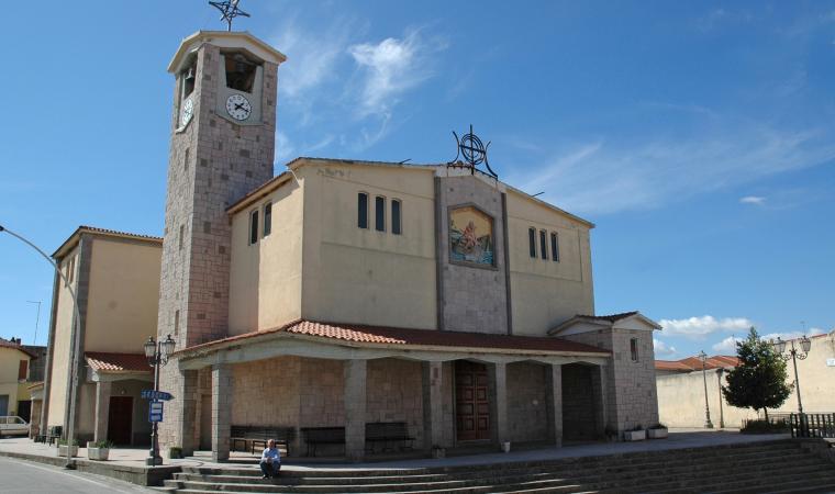 Parrocchiale di sant'Andrea - Sant'Andrea Frius