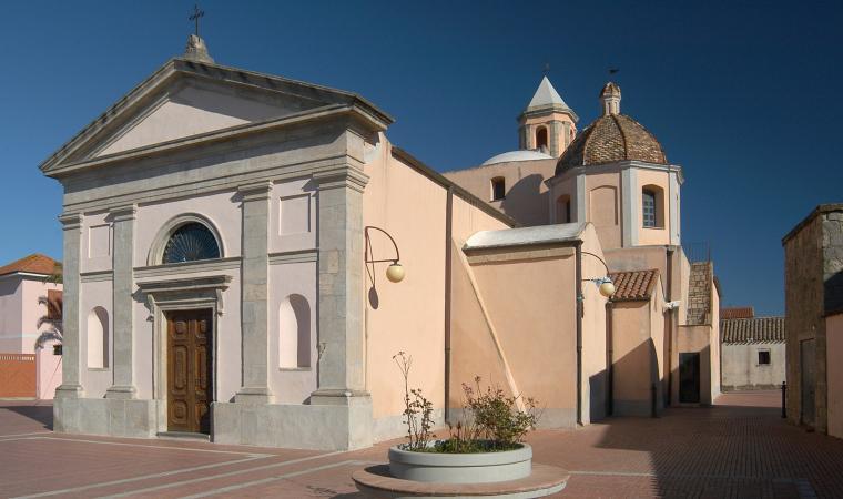 Chiesa di san Salvatore - Serdiana