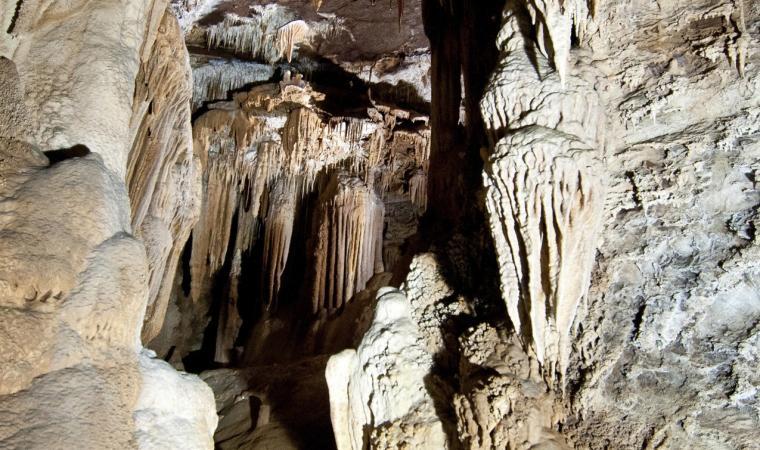 Su Mannau, grotta