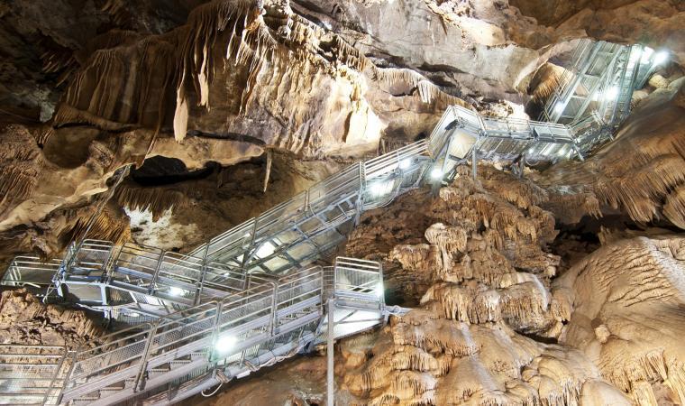 Grotta su Mannau - Fluminimaggiore