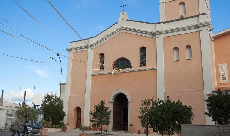 Parrocchiale di santa Marta - Talana