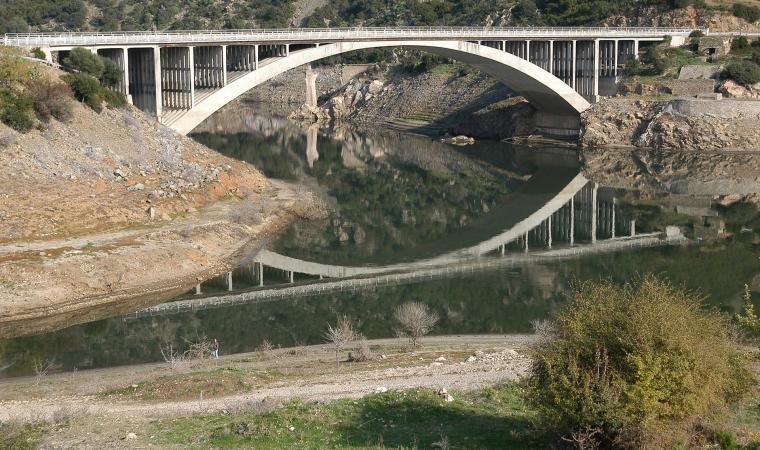 Ponte sul Flumendosa - Villanova Tulo