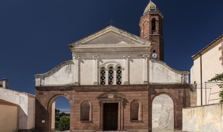 Chiesa di san Lorenzo - Banari