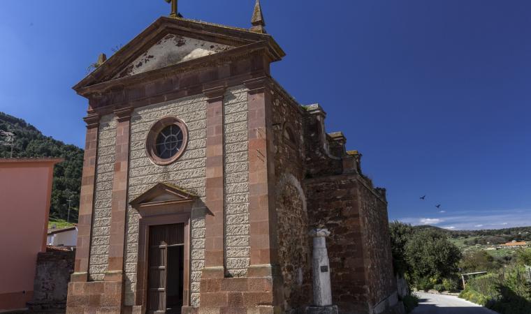 Chiesa Santa Croce - Banari