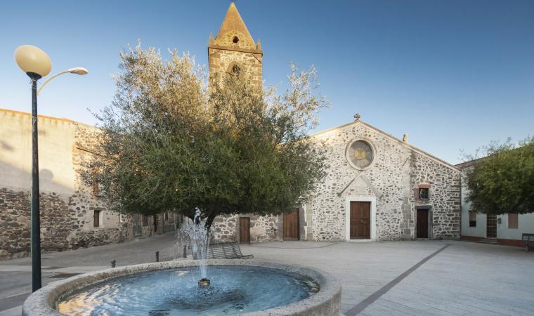 Chiesa di san Gregorio - Bauladu