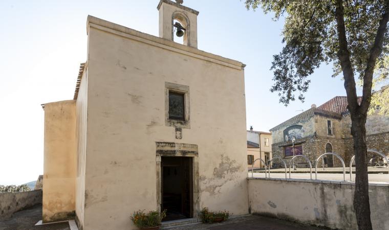 Chiesa santa Croce - Cargeghe