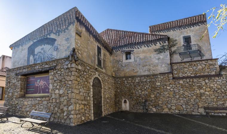 Murales nel centro storico - Cargeghe