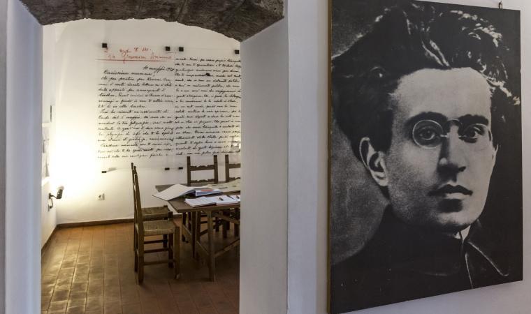 Casa Gramsci, sala 12