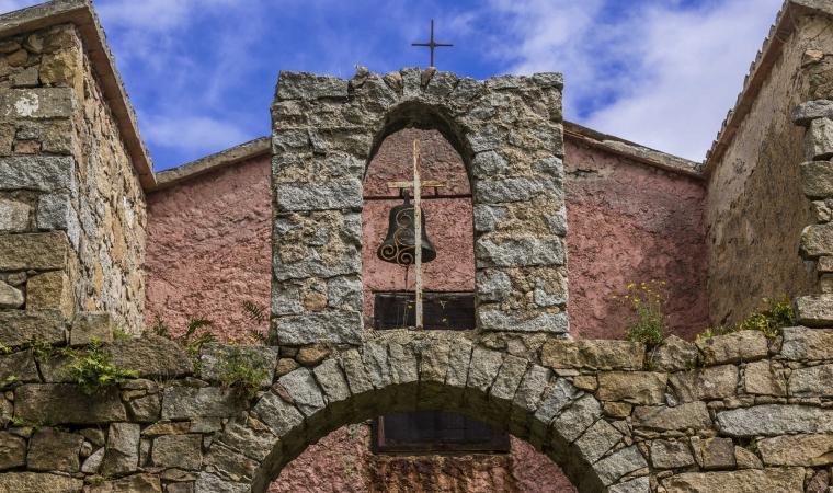 Nostra Signora di Valverde, particolare facciata