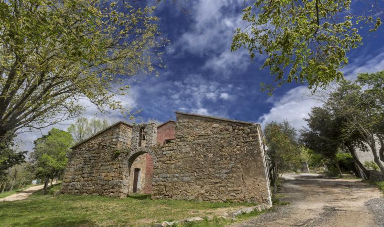 Chiesa Nostra Signora di Valverde, facciata esterna