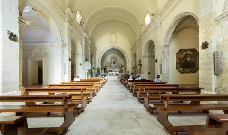 Chiesa di san Giacomo - Cagliari