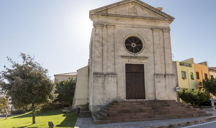 Chiesa del Rosario - Florinas