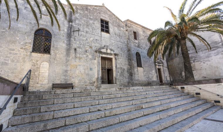 Chiesa parrocchiale dell'Assunta - Florinas