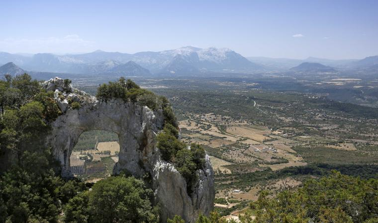 Monte Tuttavista - Galtellì