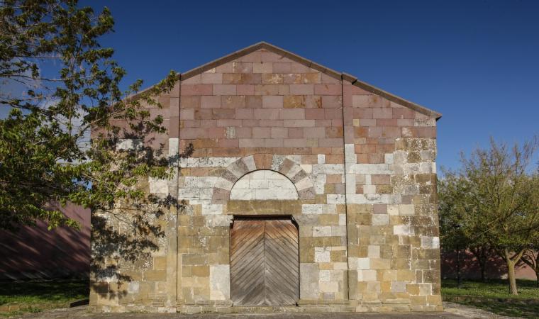 Chiesa di santa Maria d'Itria - Gesico