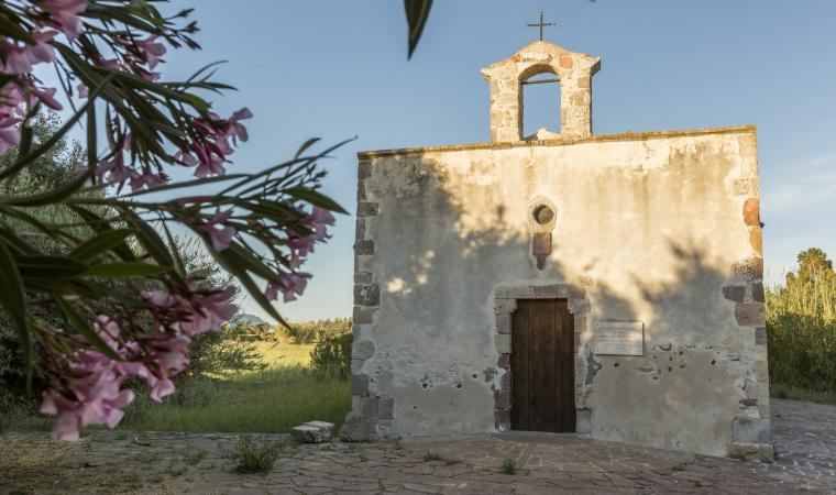 Chiesa santa Marta, Villarios - Giba