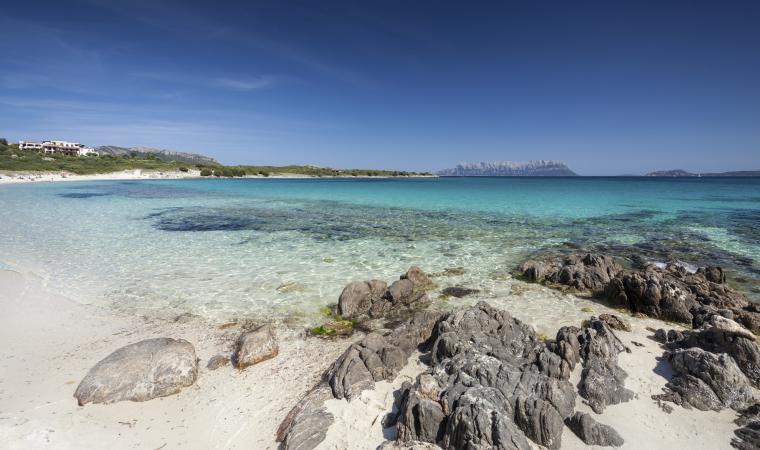 Quarta spiaggia - Golfo Aranci
