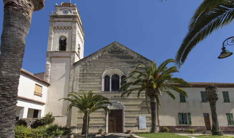 Chiesa di san Michele Arcangelo - Gonnostramatza