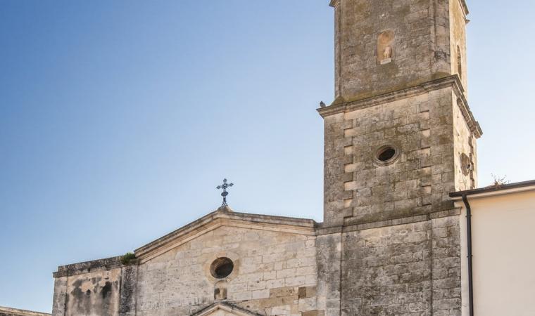 Chiesa di san Gavino - Muros