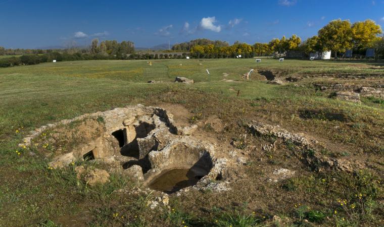 Anghelu Ruju, necropoli - Alghero