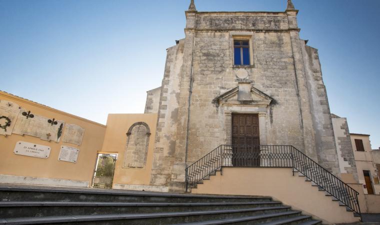 Parrocchiale di san Bartolomeo - Ossi