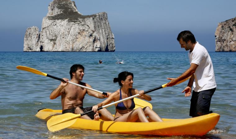 Canoa kayak, attività sportiva