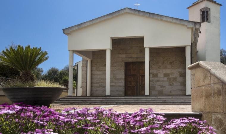 Parrocchiale di san Sebastiano - Pompu