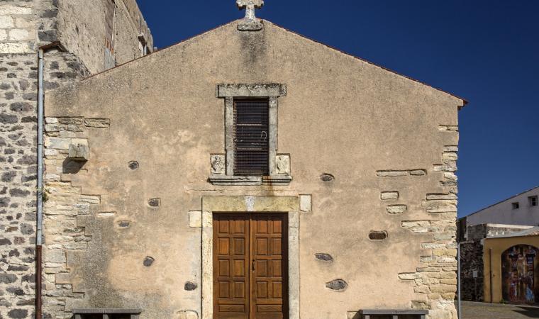 Chiesa di Santa Croce - Pozzomaggiore