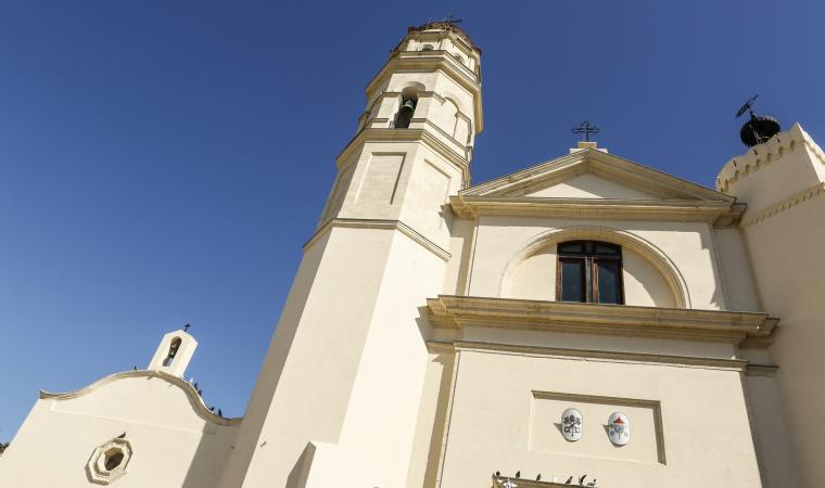 Basilica di sant'Elena - Quartu sant'Elena