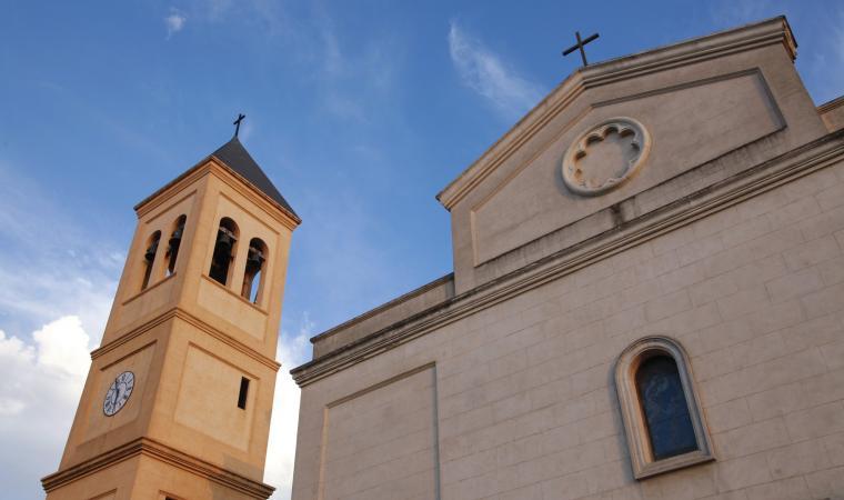 Chiesa san Giorgio - Quartucciu