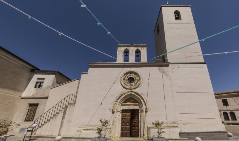 Chiesa di san Valentino - Sadali