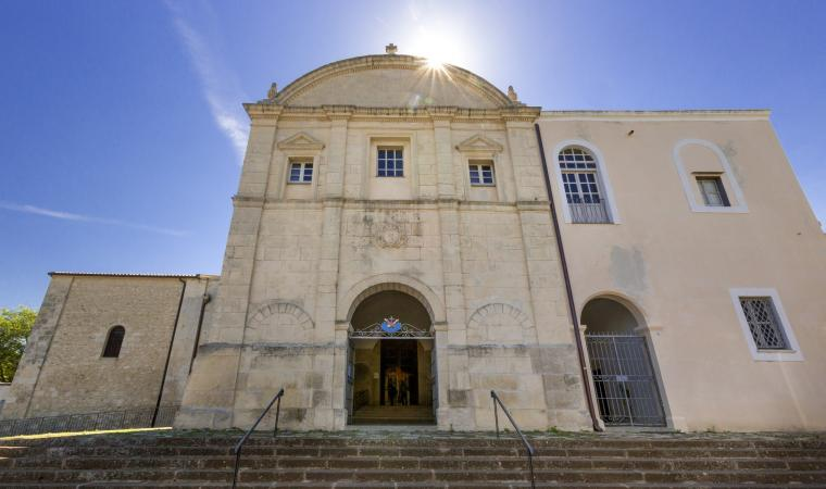 San Pietro di Silki, esterni - Sassari