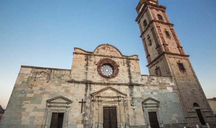 Chiesa di santa Sofia - San Vero Milis