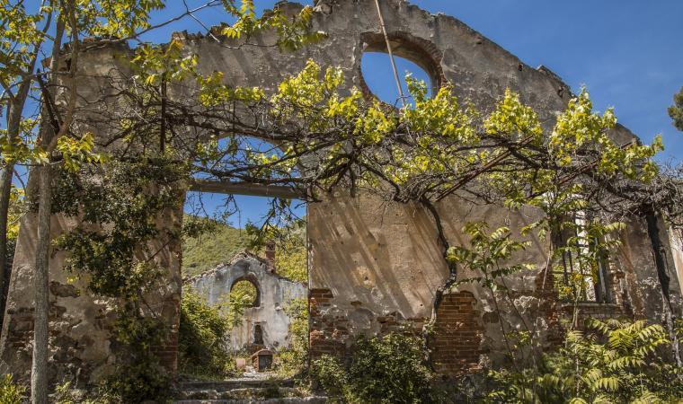 Monte Narba - San Vito