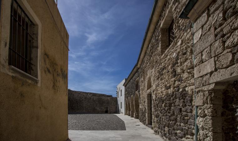 Santa Maria delle Grazie, esterno chiesa - Castelsardo
