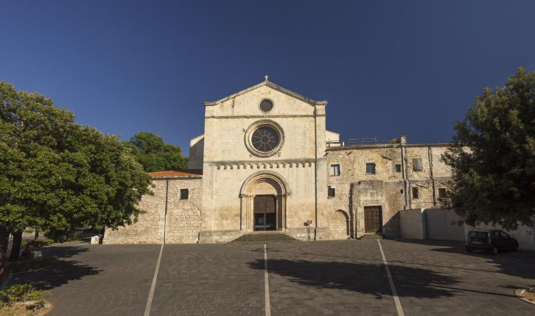 Santa Maria di Betlem, esterno - Sassari
