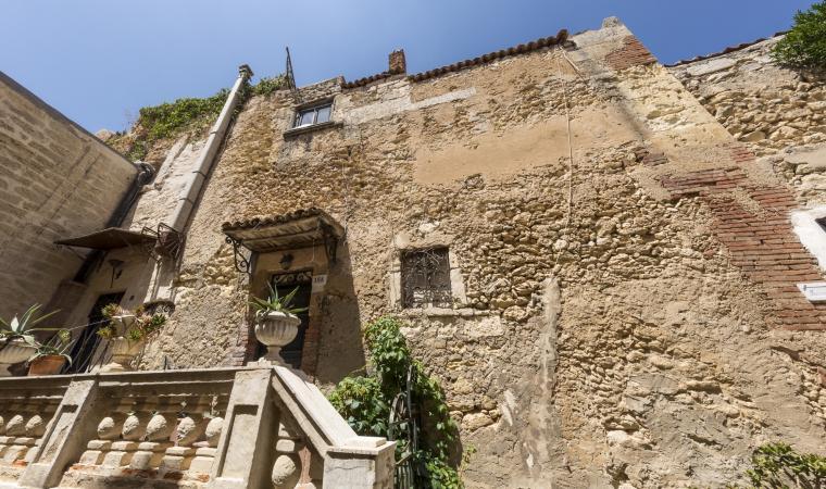 Palattu Ezzu, facciata esterna - Sennori
