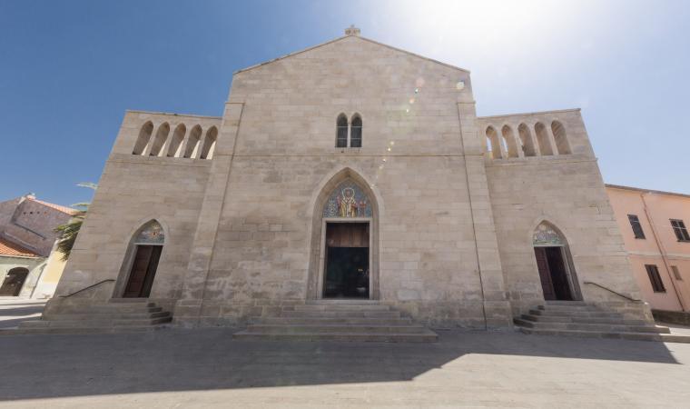 Chiesa san Basilio Magno - Sennori