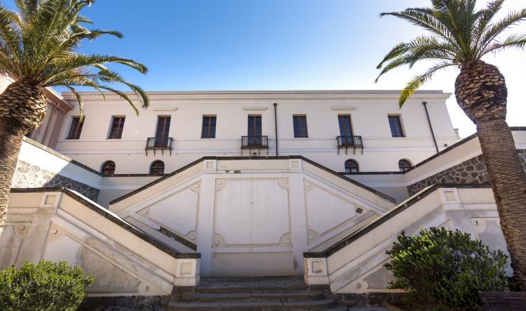 Ex convento Domenicani, piazza Gramsci - Serramanna