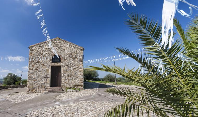 Chiesa del Rimedio - Siapiccia