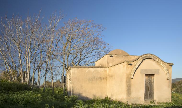 Chiesa di san Teodoro di Congius - Simaxis