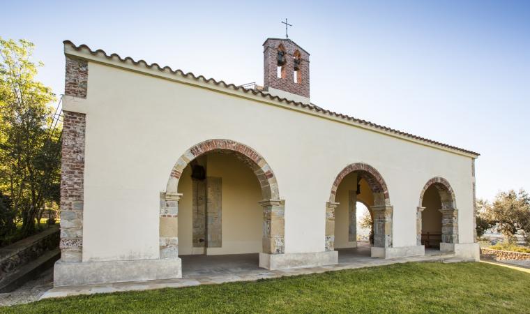 Chiesa di san Giorgio - Sini