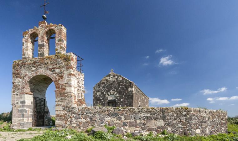 Chiesa campestre di san Gregorio - Solarussa