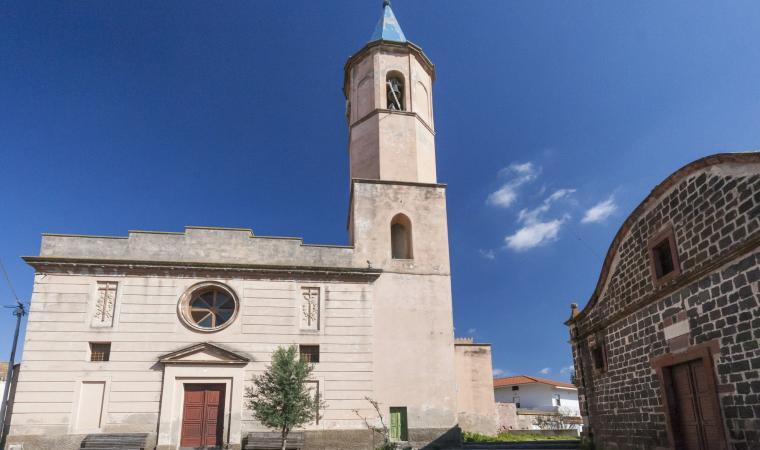 Parrocchiale san Pietro apostolo  - Solarussa