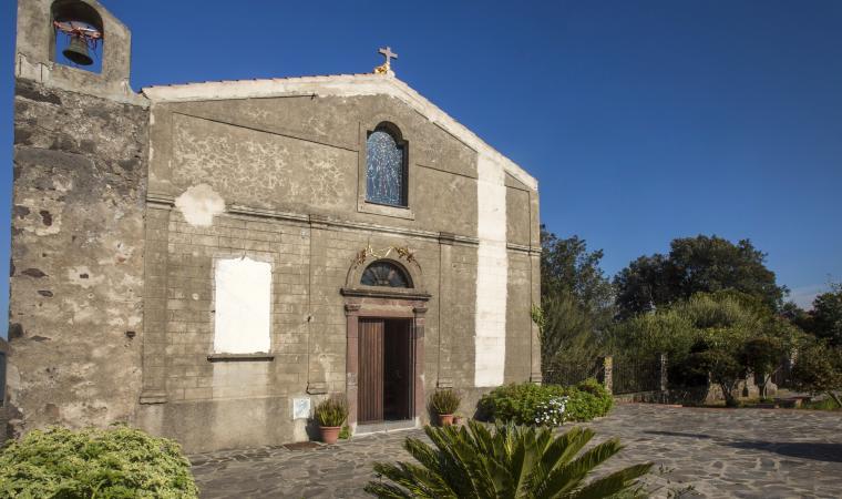 Chiesa dei SS Cosimo e Damiano - Suni