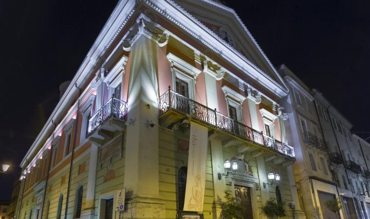 Teatro Civico - Sassari